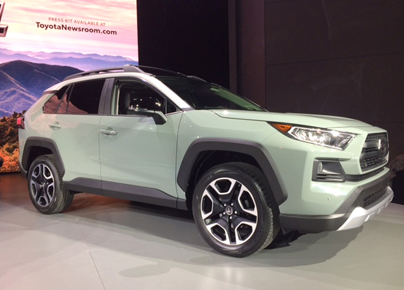 The New 2019 Rav4 Is Big News For Ontario Wheels Ca