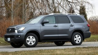 2018 Toyota Sequoia SR5 review