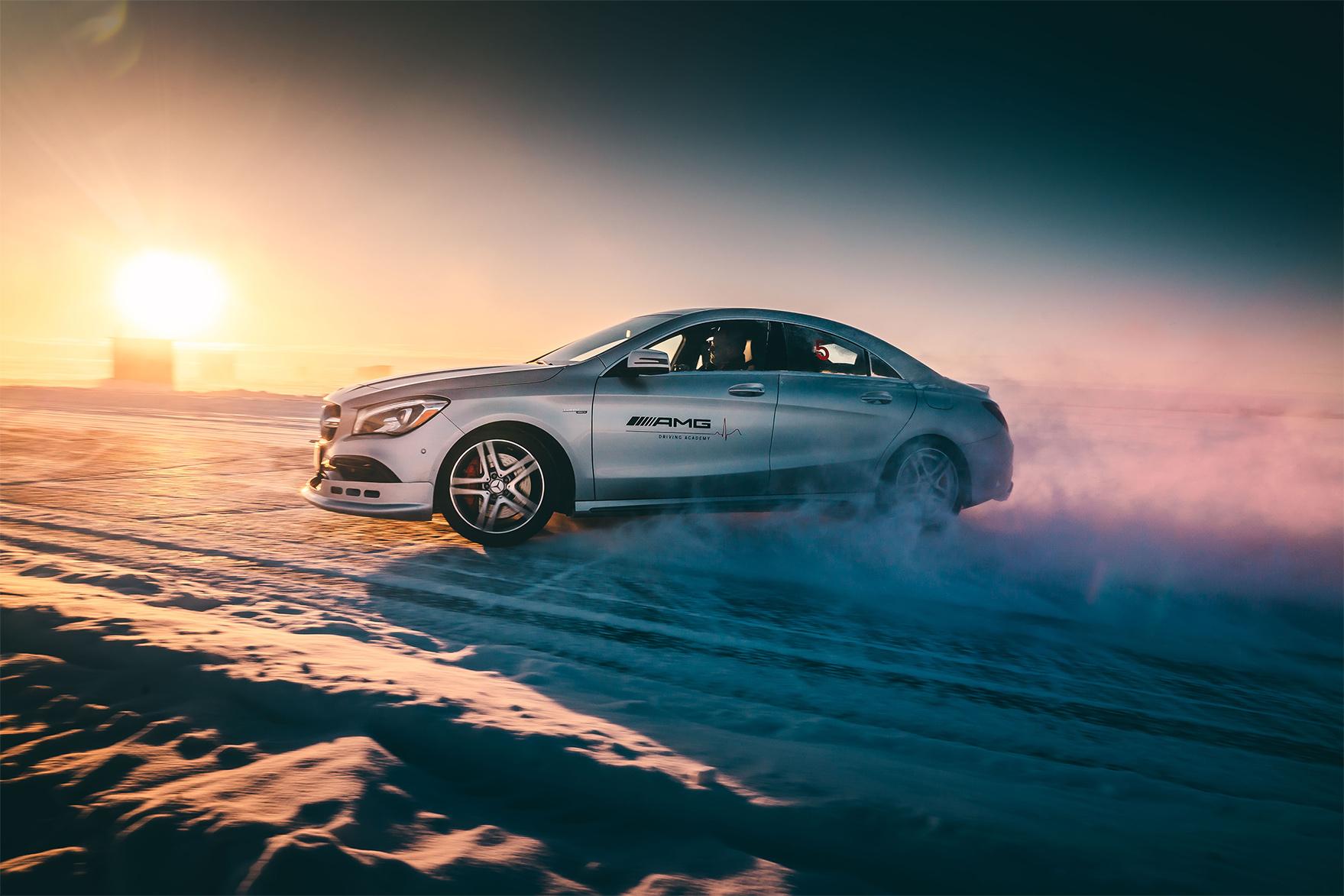TrackWorthy - MB_AMGWintersporting Sunrise 4