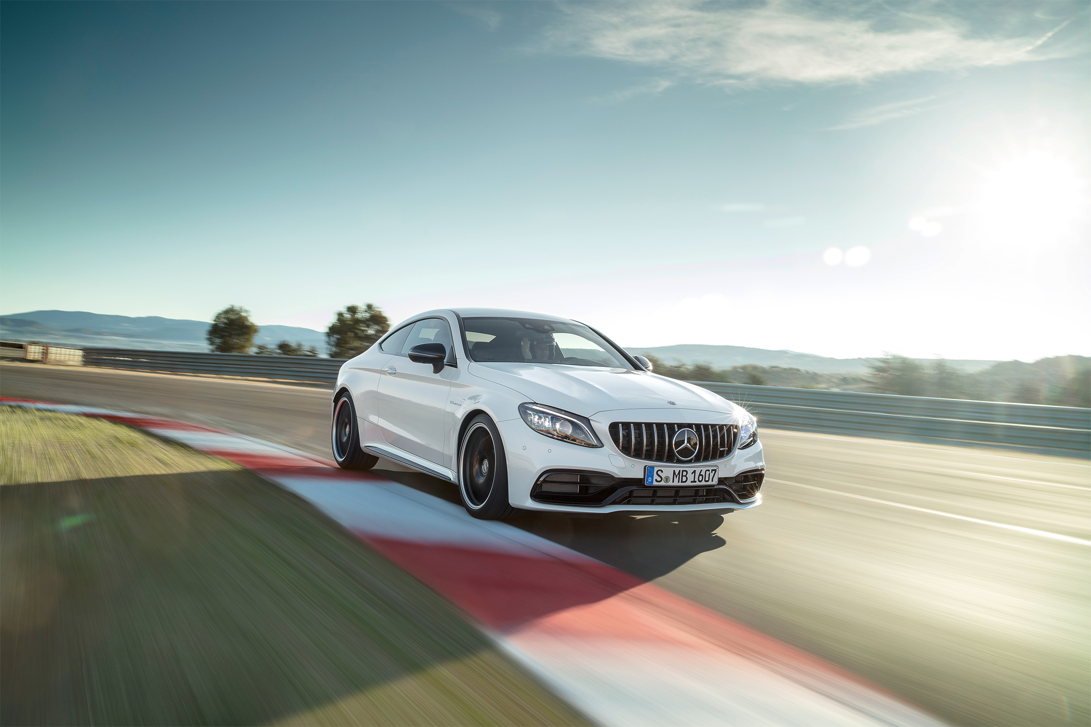 TrackWorthy - Mercedes-AMG C 63 S Coupe (14)
