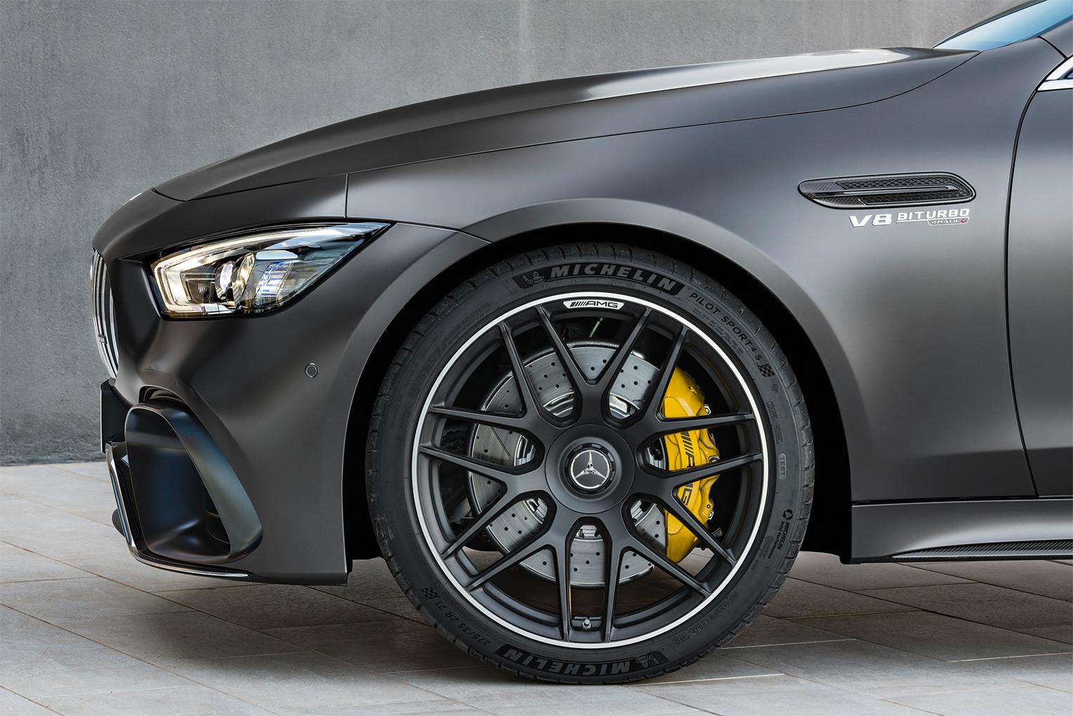 TrackWorthy - Mercedes-AMG GT 4-Door Coupe (12)
