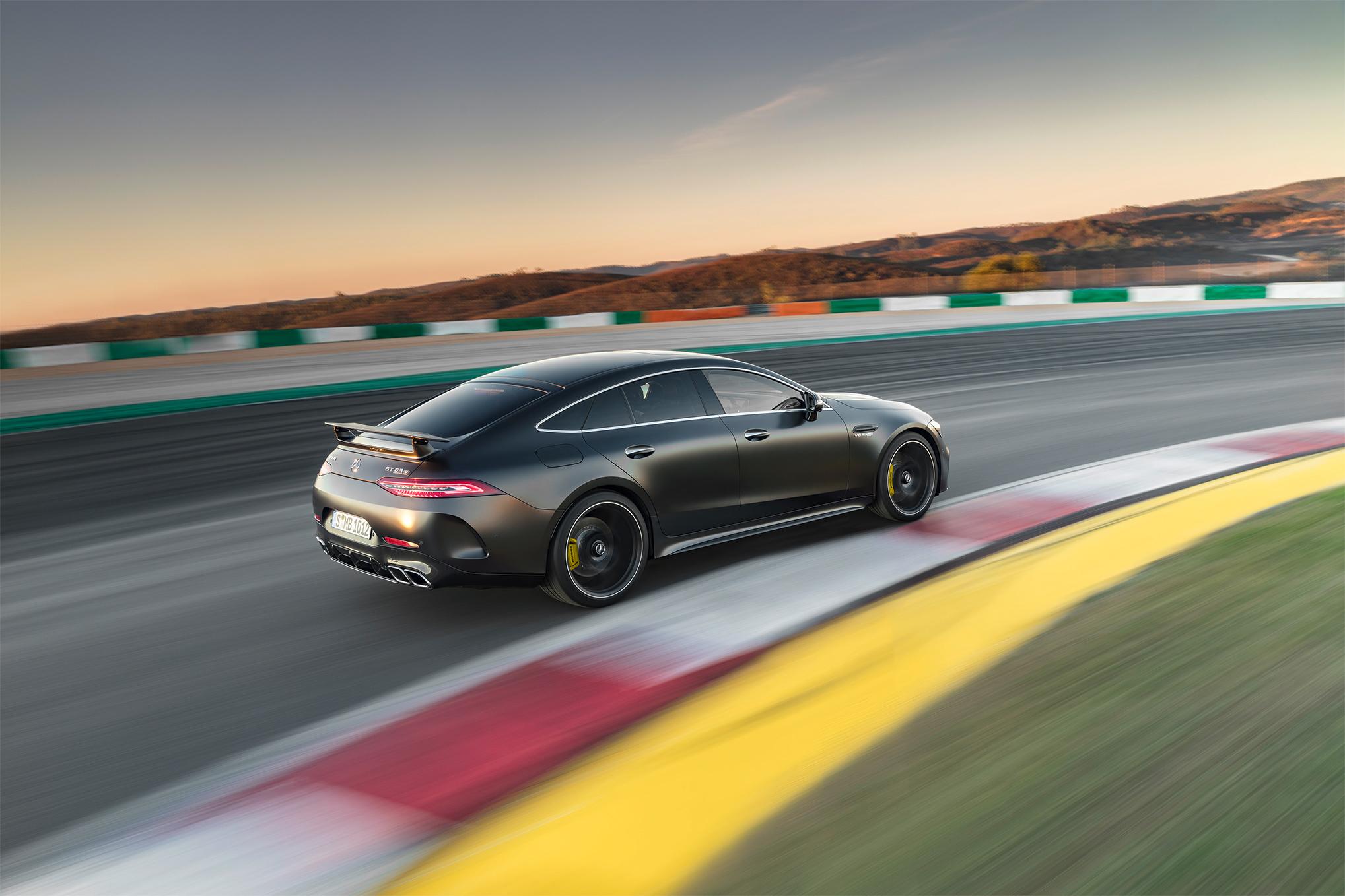 TrackWorthy - Mercedes-AMG GT 4-Door Coupe (3)