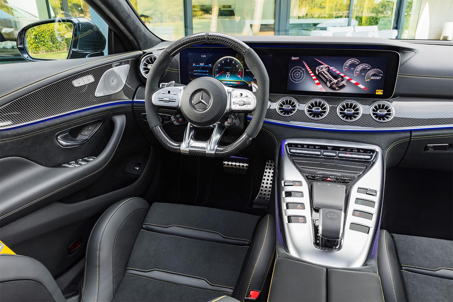 TrackWorthy - Mercedes-AMG GT 4-Door Coupe (7)