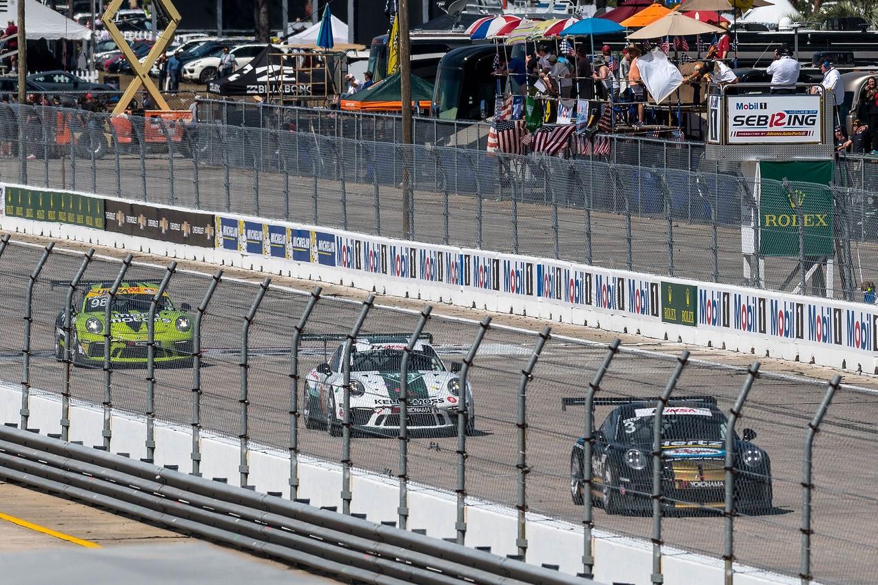 TrackWorthy - Race 2 final lap