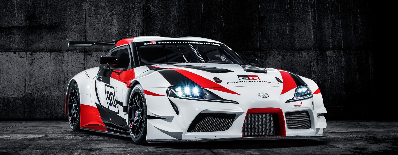 Toyota Supra Returns Trackworthy