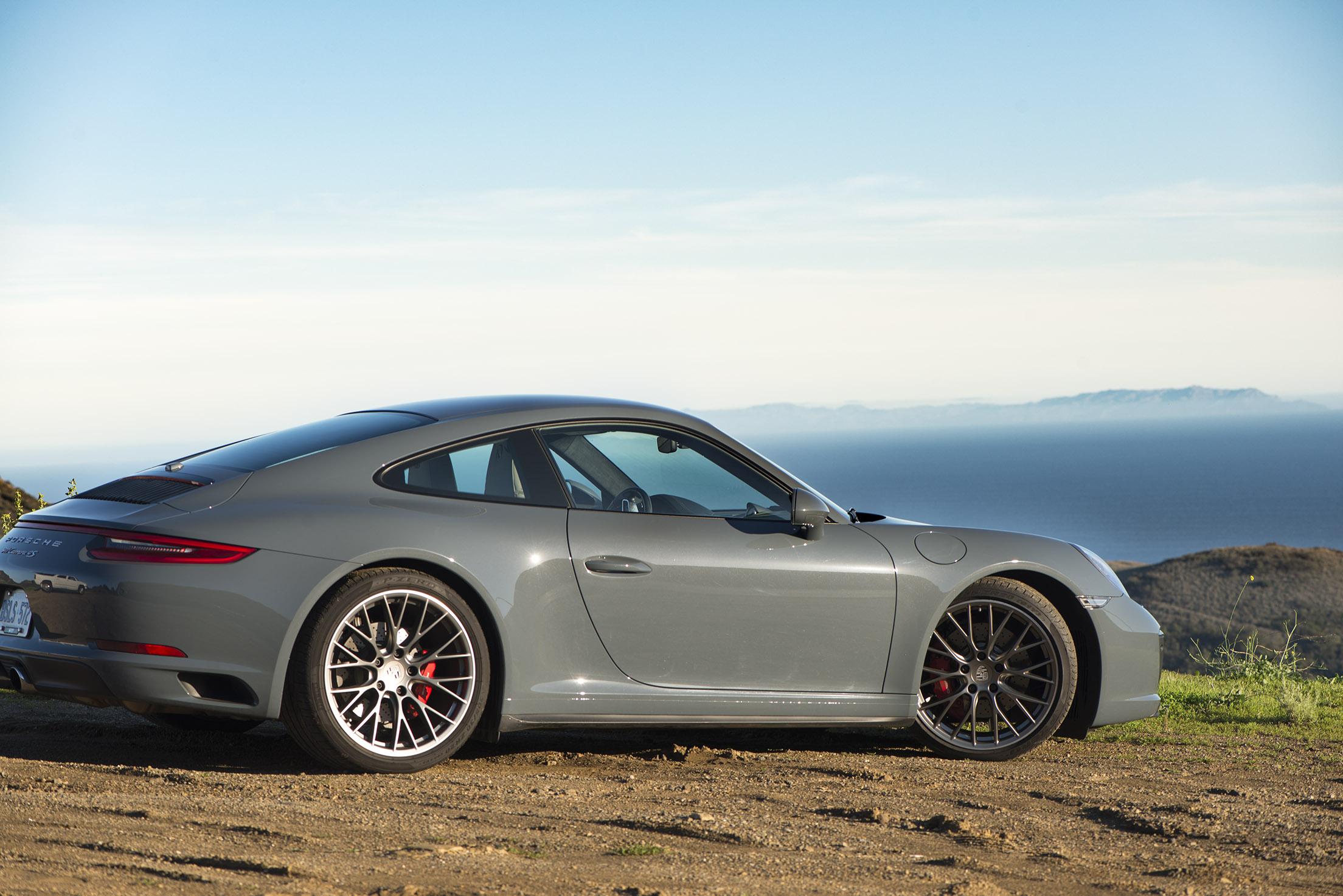 TrackWorthy - Toronto to LA - Porsche 911 C4S 991.2 - 012