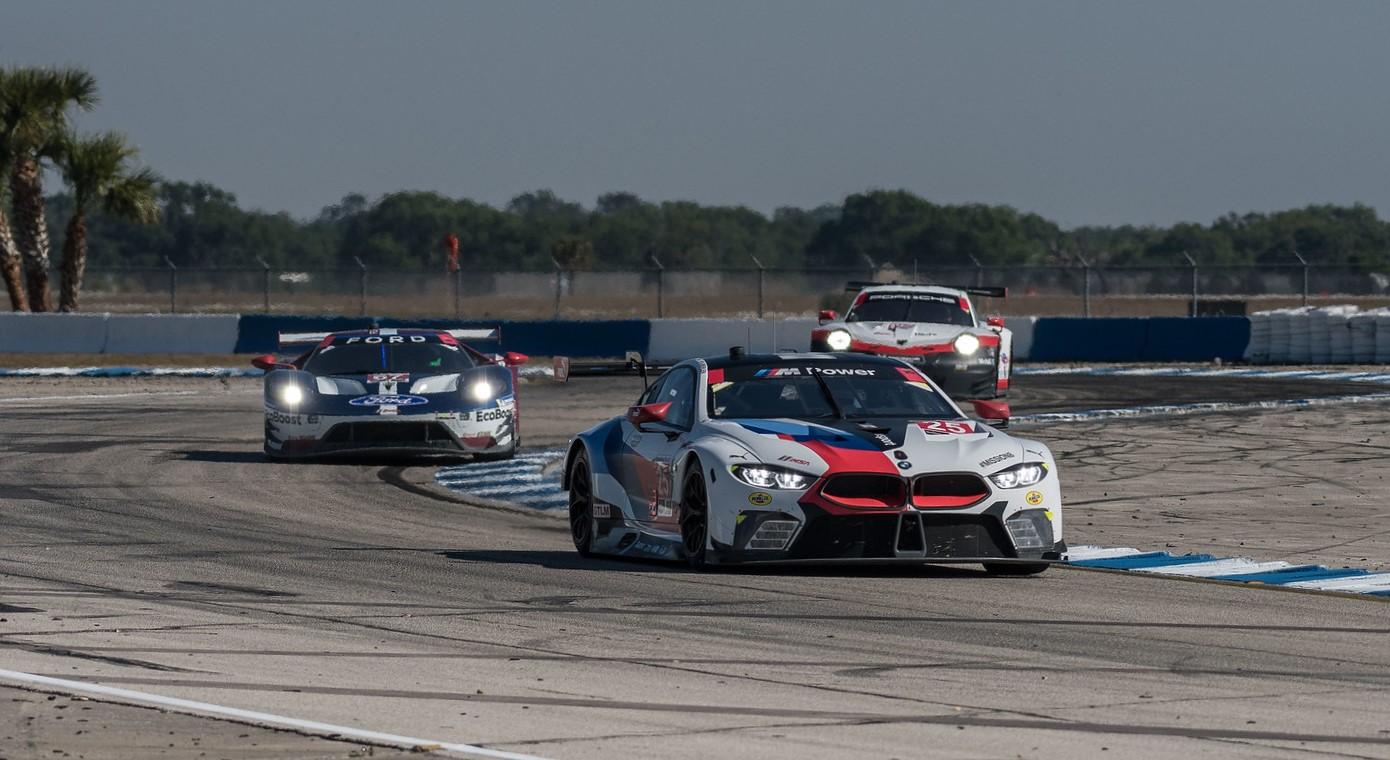 TrackWorthy - Weathertech Race Turn 16 No. 25 BMW others