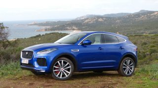 2018 Jaguar E-PACE review: