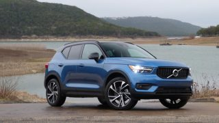 Volvo XC40 is an Attractive Option – WHEELS ca
