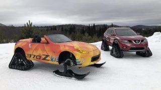 370Z sports car