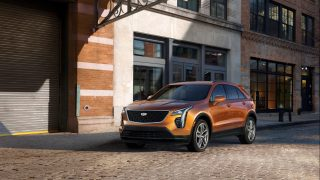 Cadillac XT4 pricing
