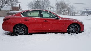 Review: 2018 Infiniti Q50 Red Sport 400