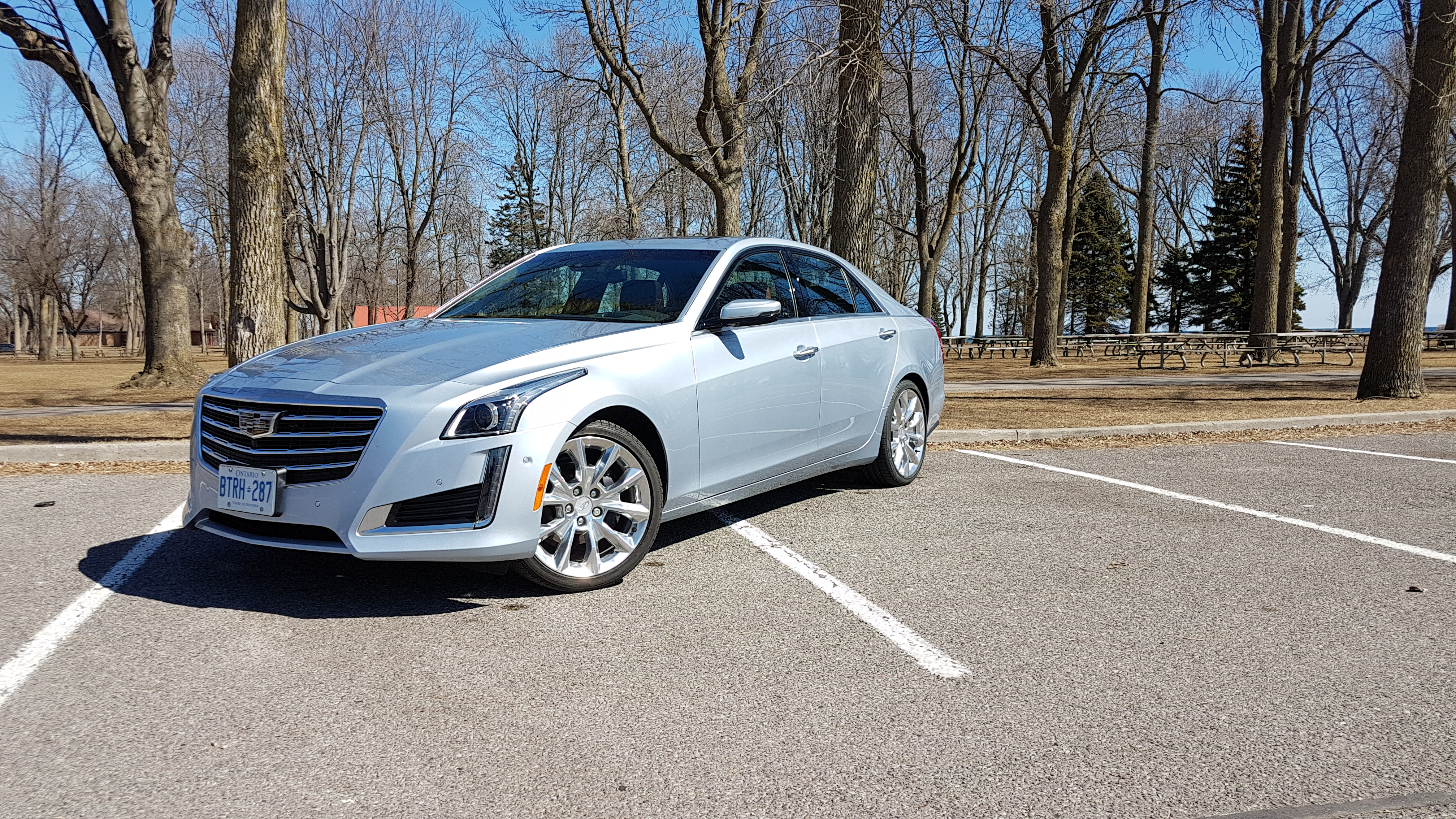 2018 Cadillac CTS Premium Review