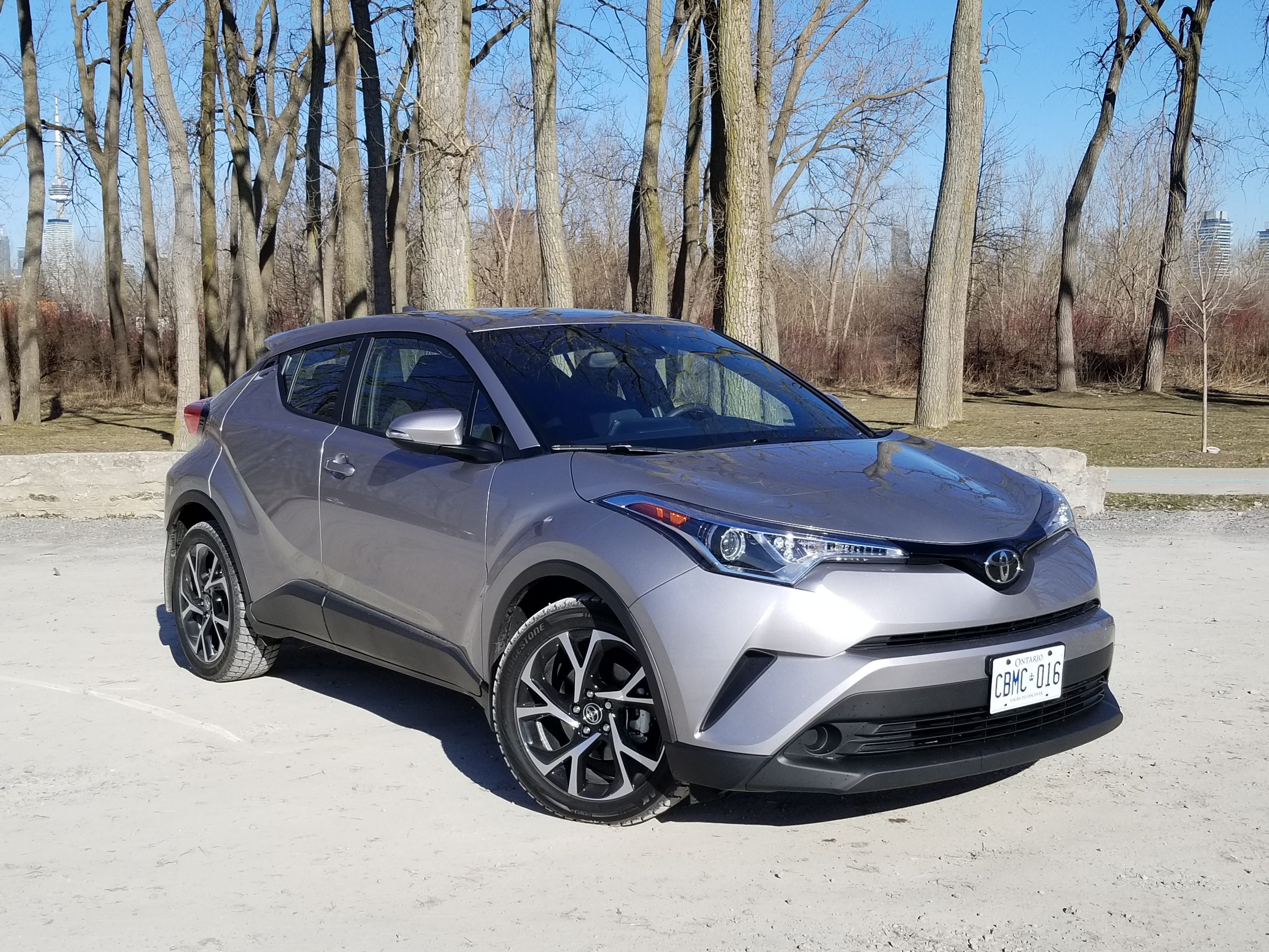 Review: 2018 Toyota CH-R