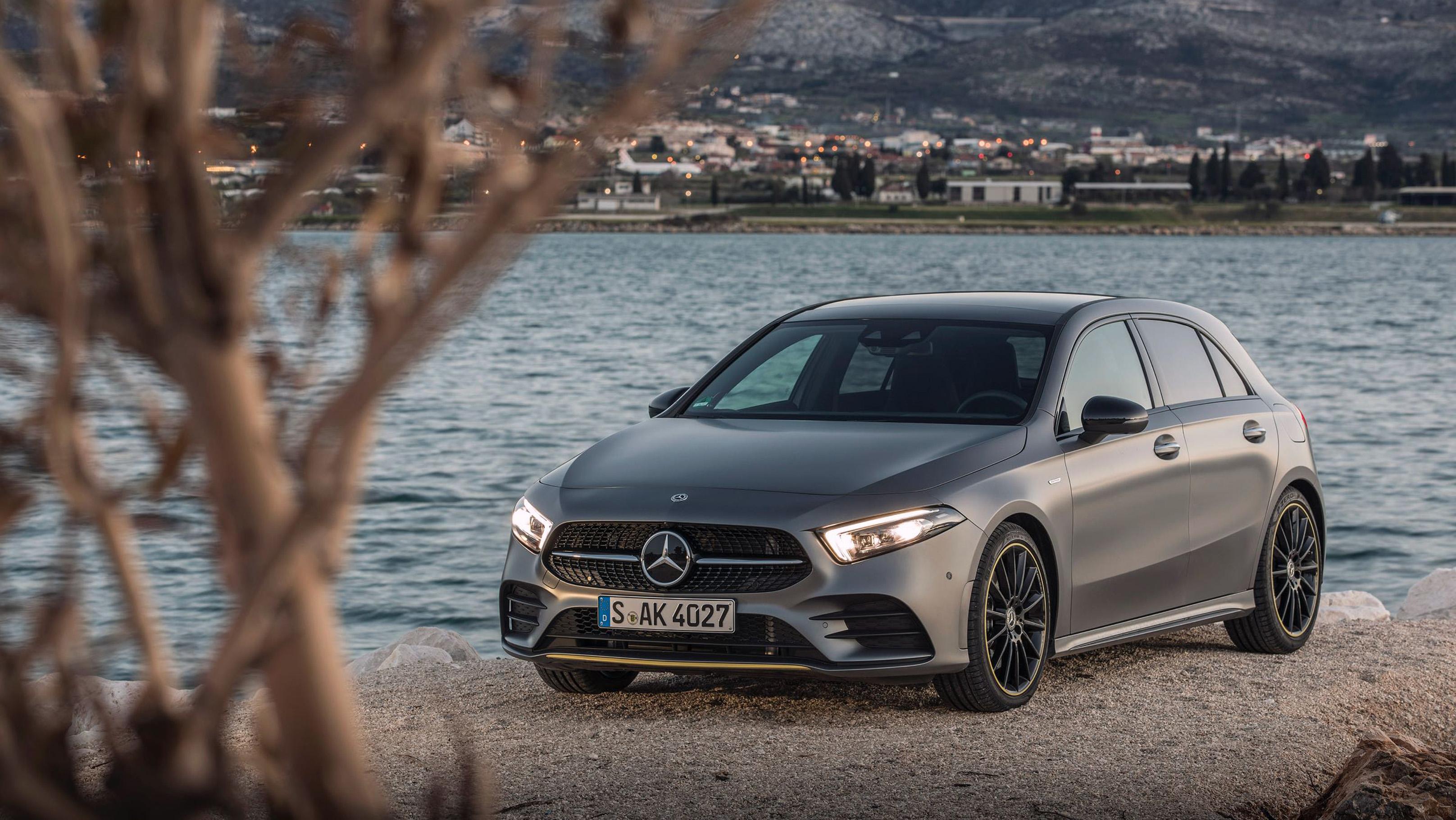 First Drive: 2019 Mercedes-Benz A-Class – WHEELS ca