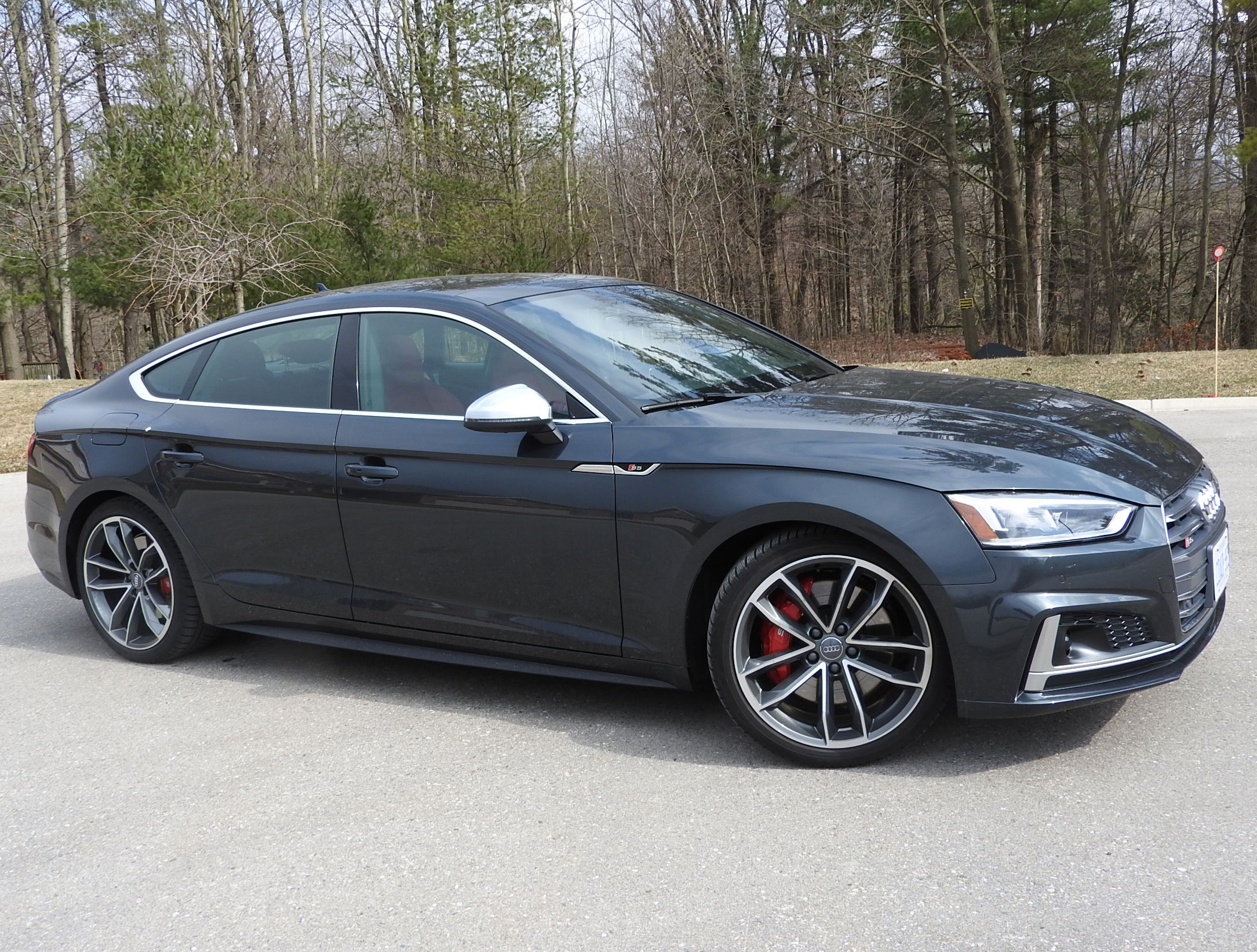 Sportback Adds Utility To Audi S5 Lineup Wheels Ca
