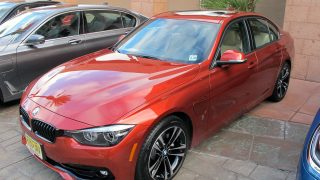 2018 BMW 330e Review