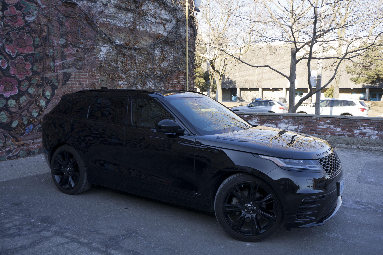 Dynamic Elegance 2018 Range Rover Velar – WHEELS