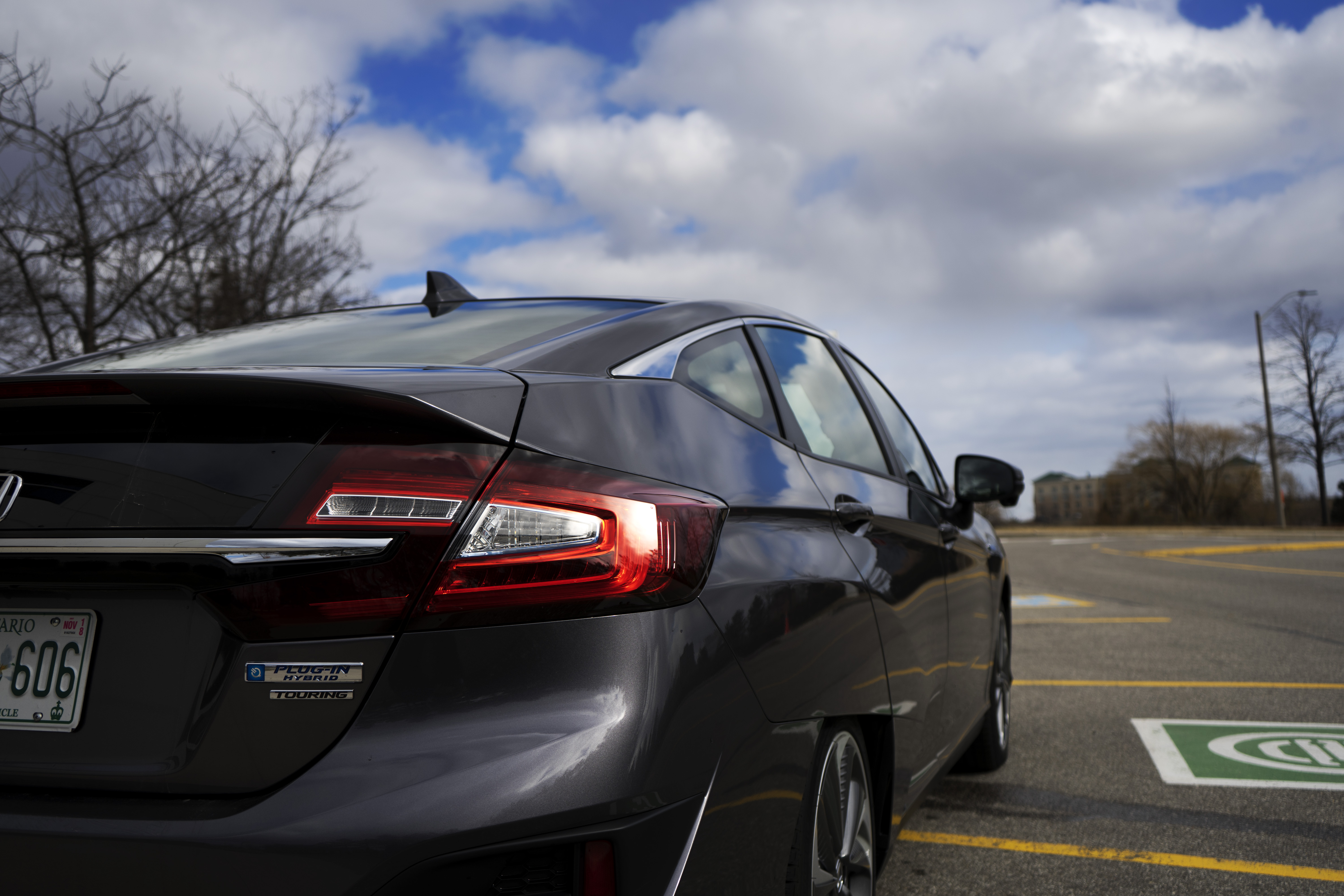 Review: 2018 Honda Clarity Plug-in – WHEELS.ca