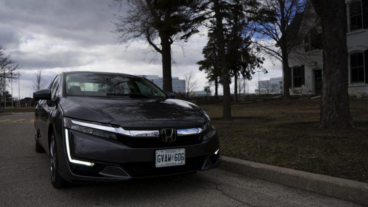 2018 Honda Clarity Plug in touring