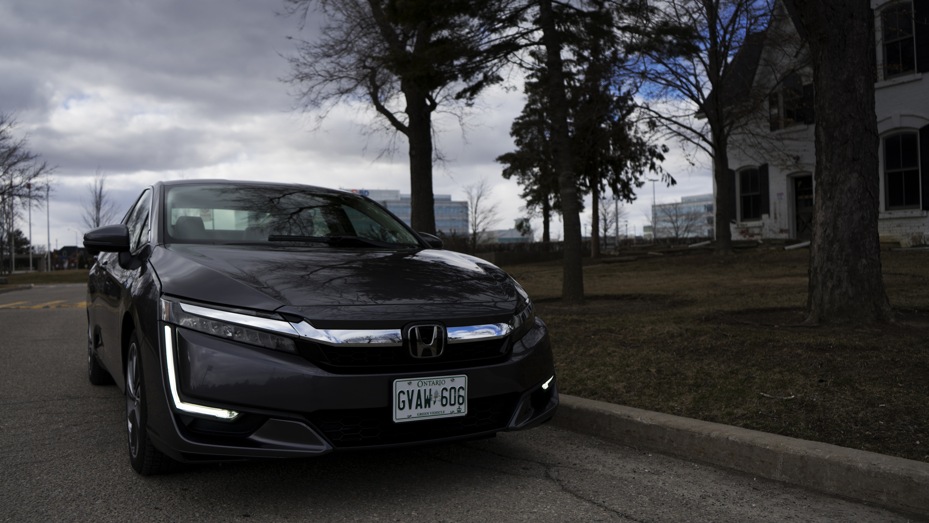 2018 Honda Clarity Plug in touring