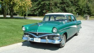 Eye Candy 1956 Ford Meteor