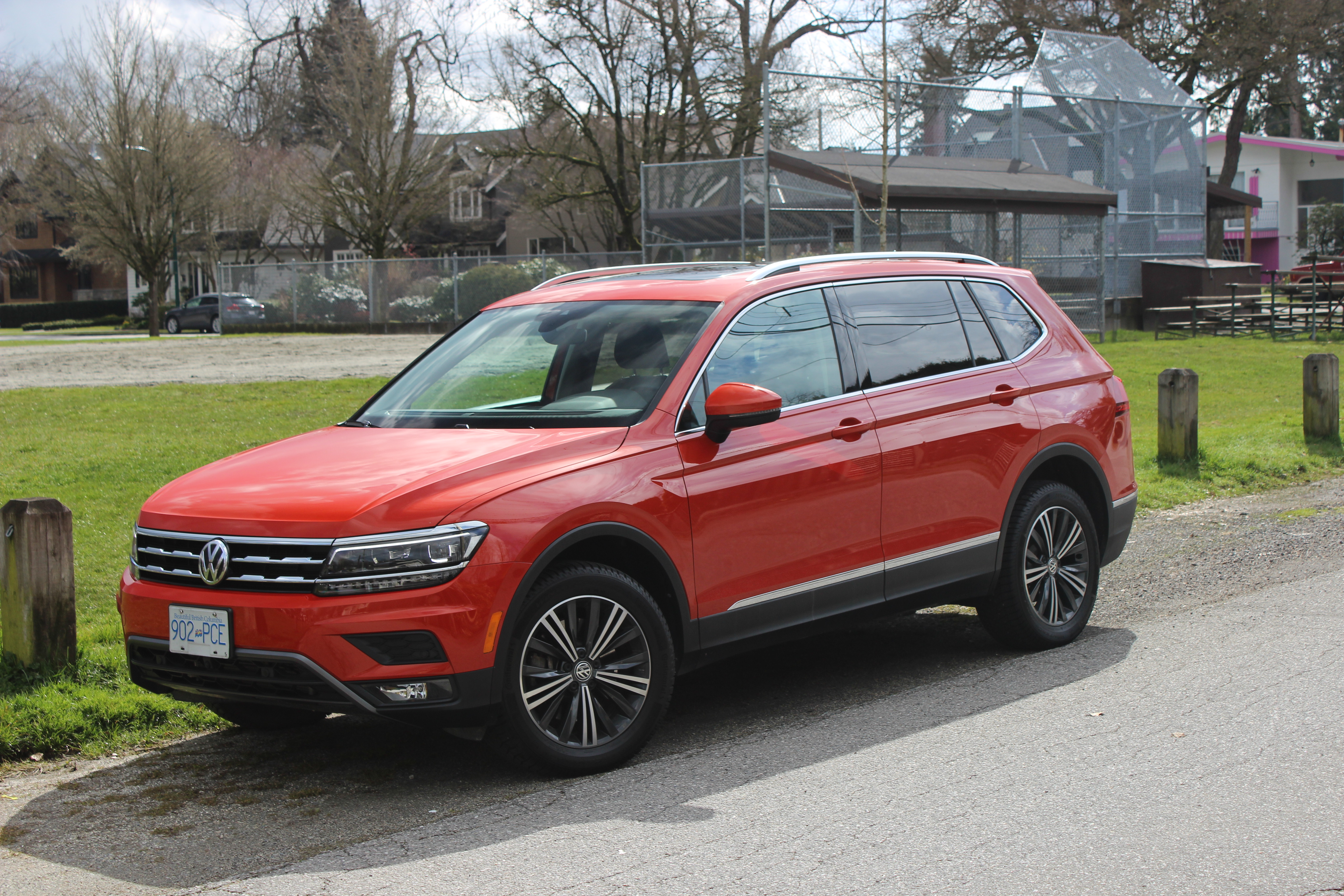 2018 Volkswagen Tiguan Review