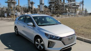 2018 Hyundai Ioniq Limited PHEV review