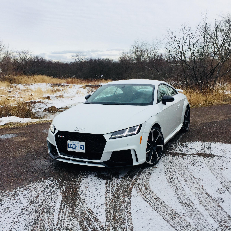 Review: 2018 Audi TTRS