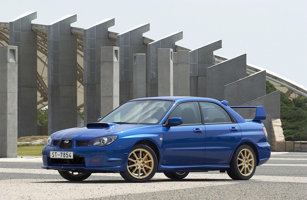 TrackWorthy - 2007 Subaru Impreza WRX STI