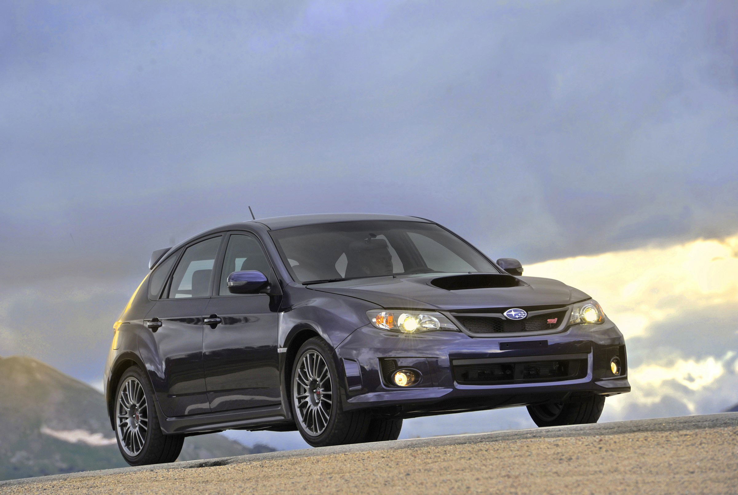 TrackWorthy - 2012 Subaru Impreza WRX STI 5 door