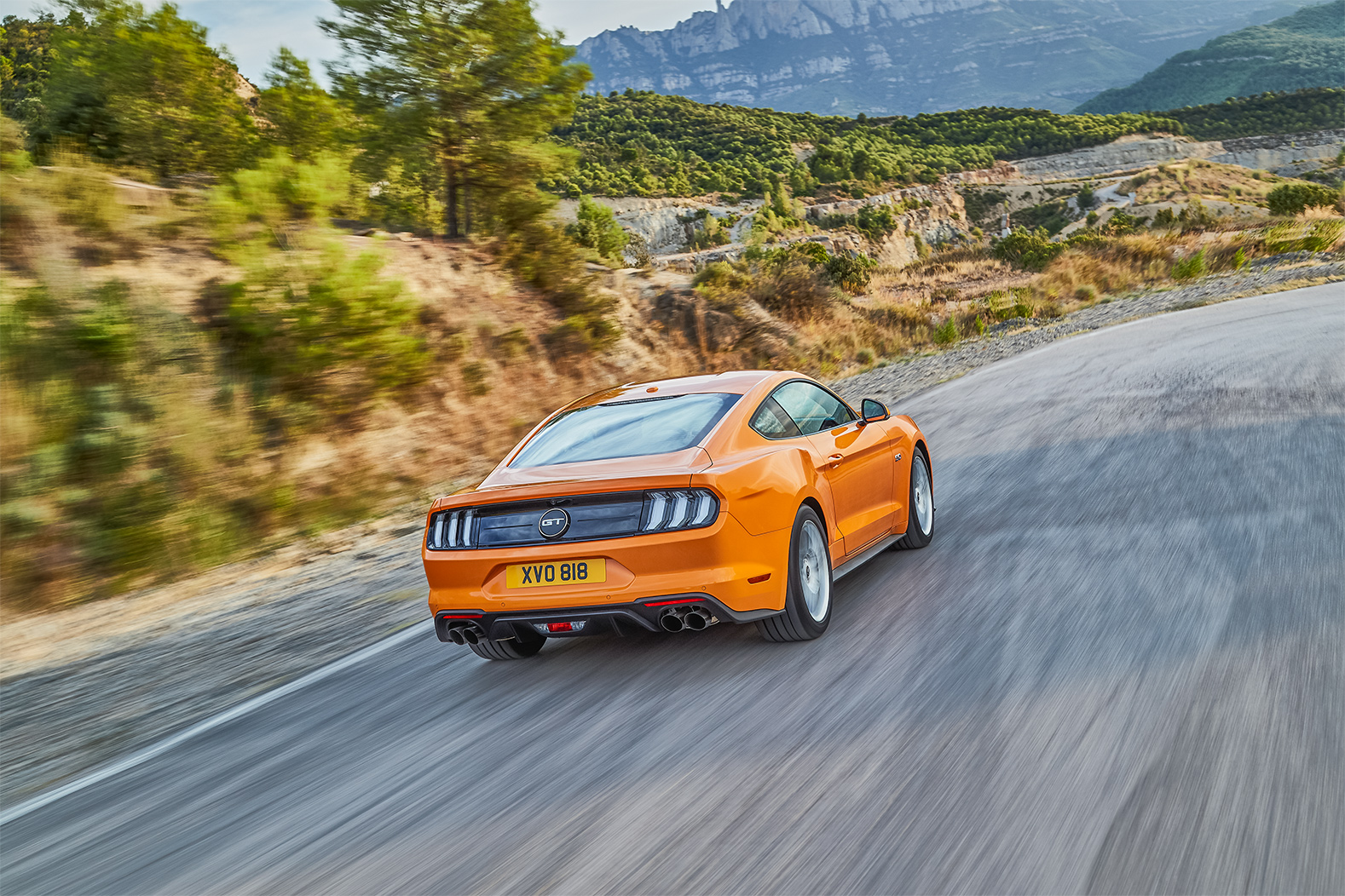 TrackWorthy - 2017 Ford Mustang GT Coupe
