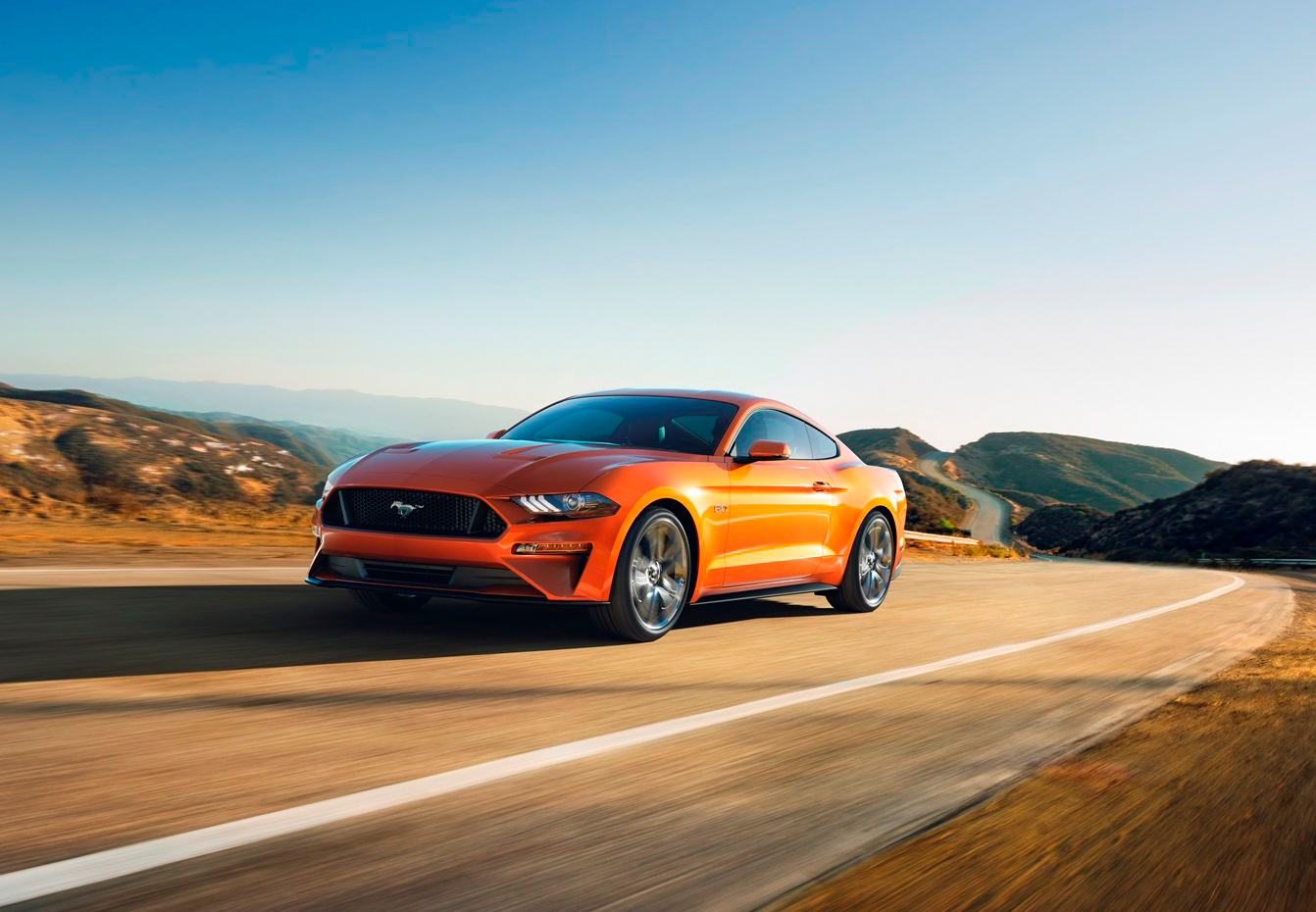 TrackWorthy - 2018 Ford Mustang GT Coupe