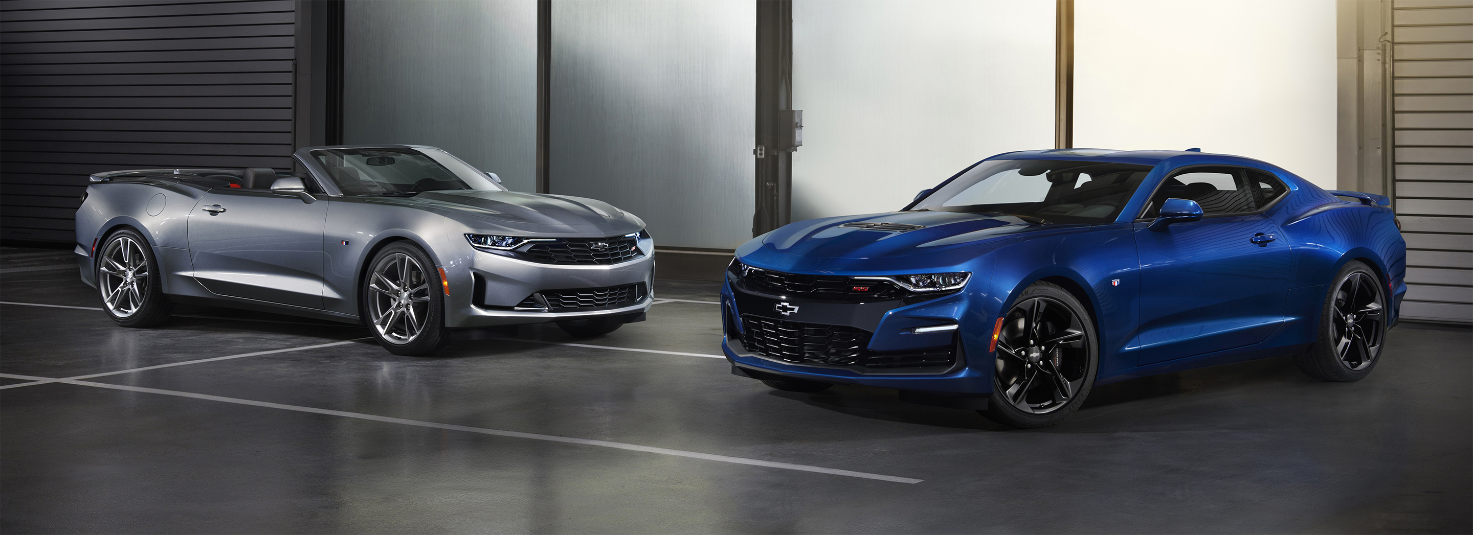 TrackWorthy - 2019 Chevrolet Camaro RS and SS