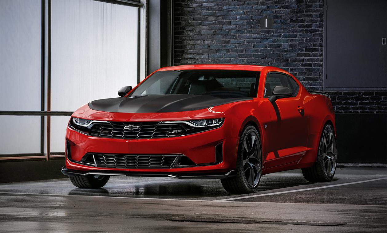 TrackWorthy - 2019 Chevrolet Camaro SS (2)