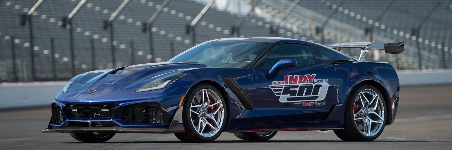 TrackWorthy - 2019 Chevrolet Corvette ZR1 Indianapolis 500 Pace Car (1)