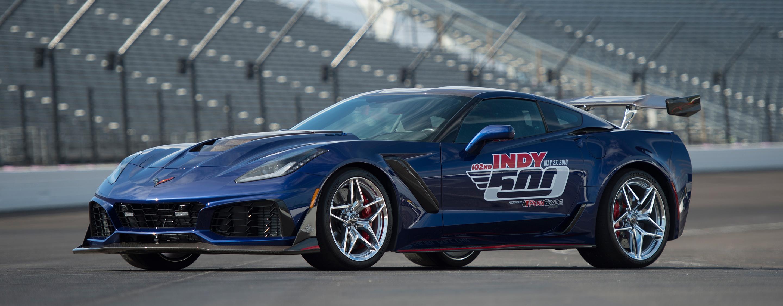 TrackWorthy - 2019 Chevrolet Corvette ZR1 Indianapolis 500 Pace Car (1)