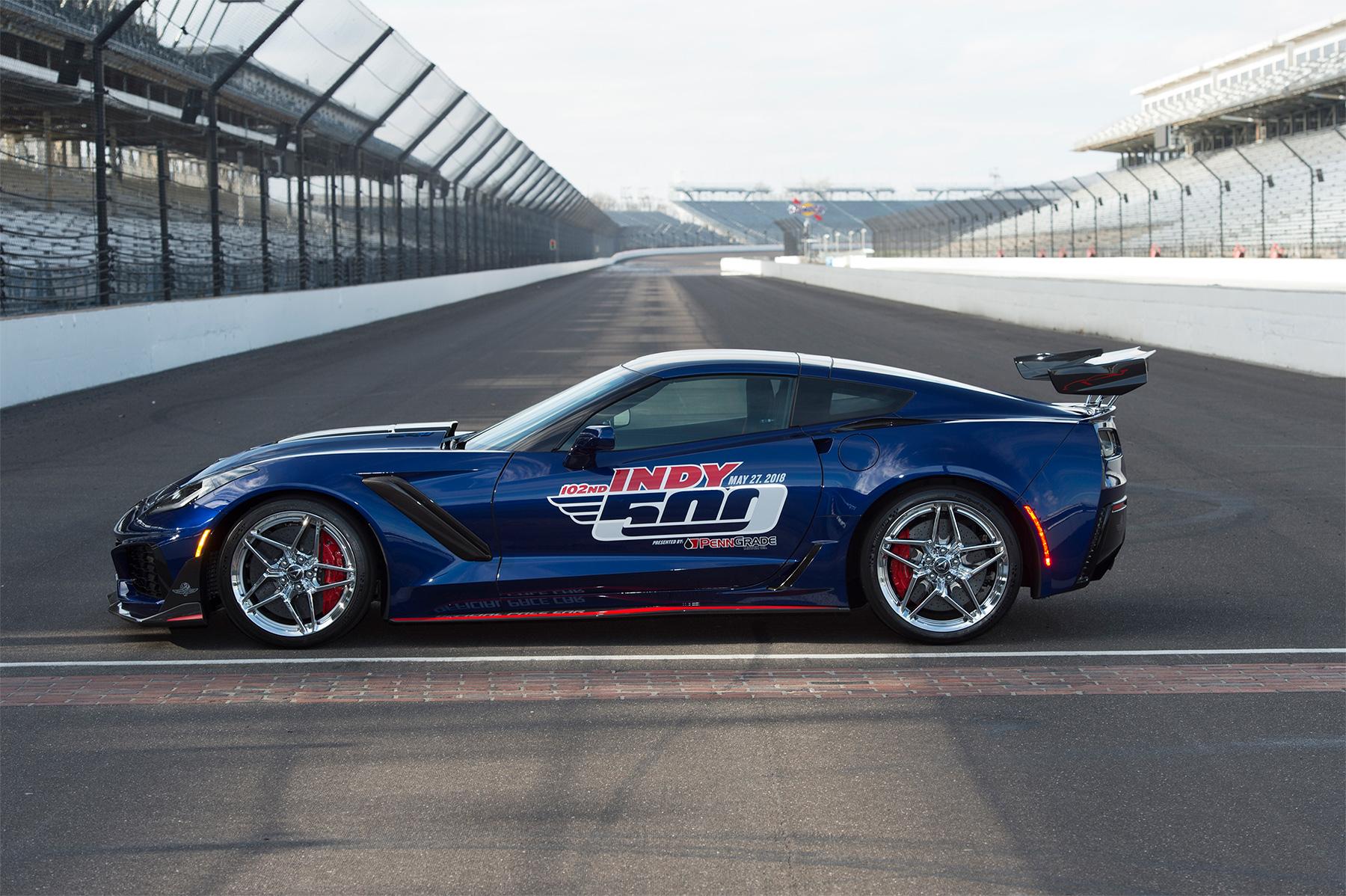 TrackWorthy - 2019 Chevrolet Corvette ZR1 Indianapolis 500 Pace Car (3)