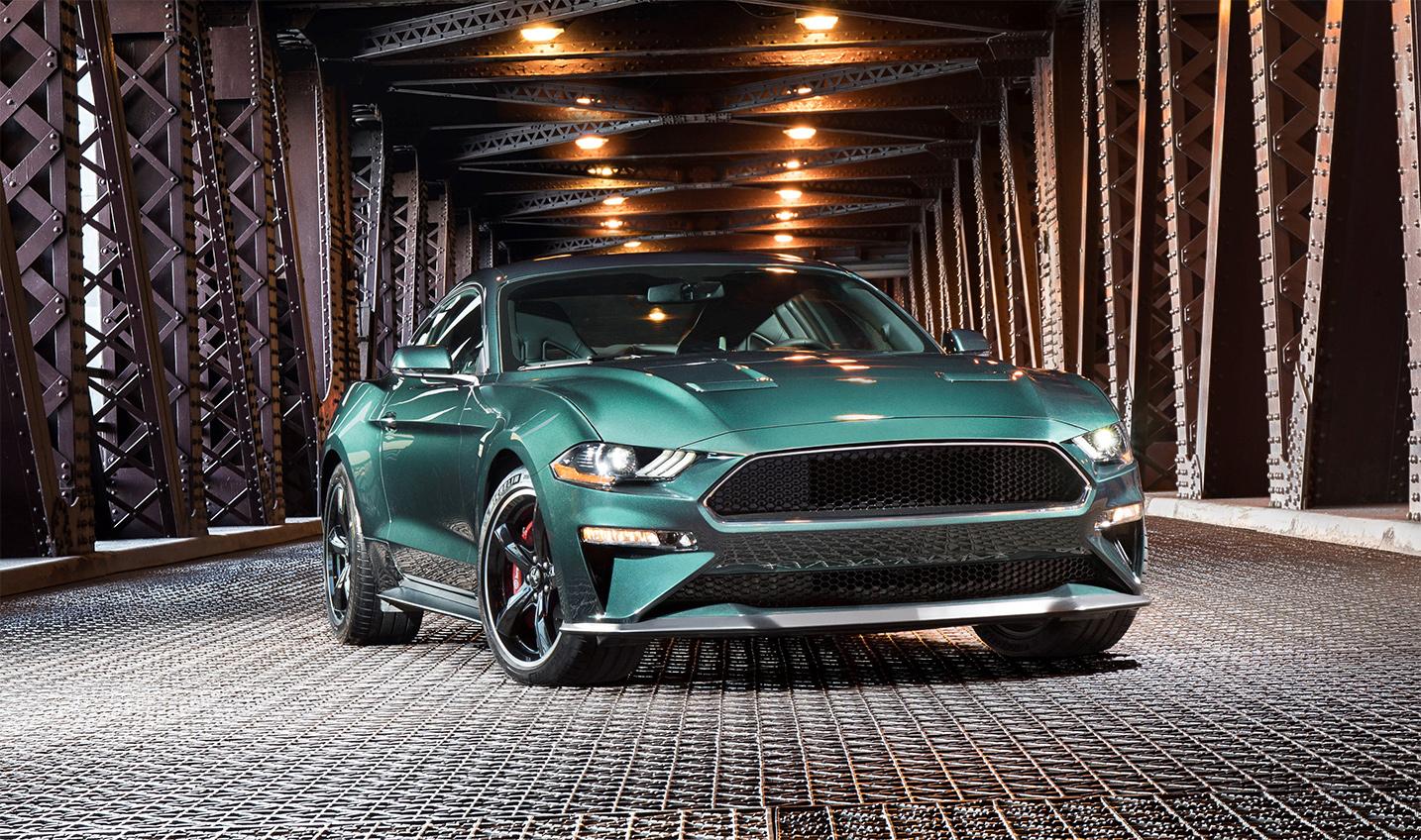 TrackWorthy - 2019 Ford Mustang Bullitt