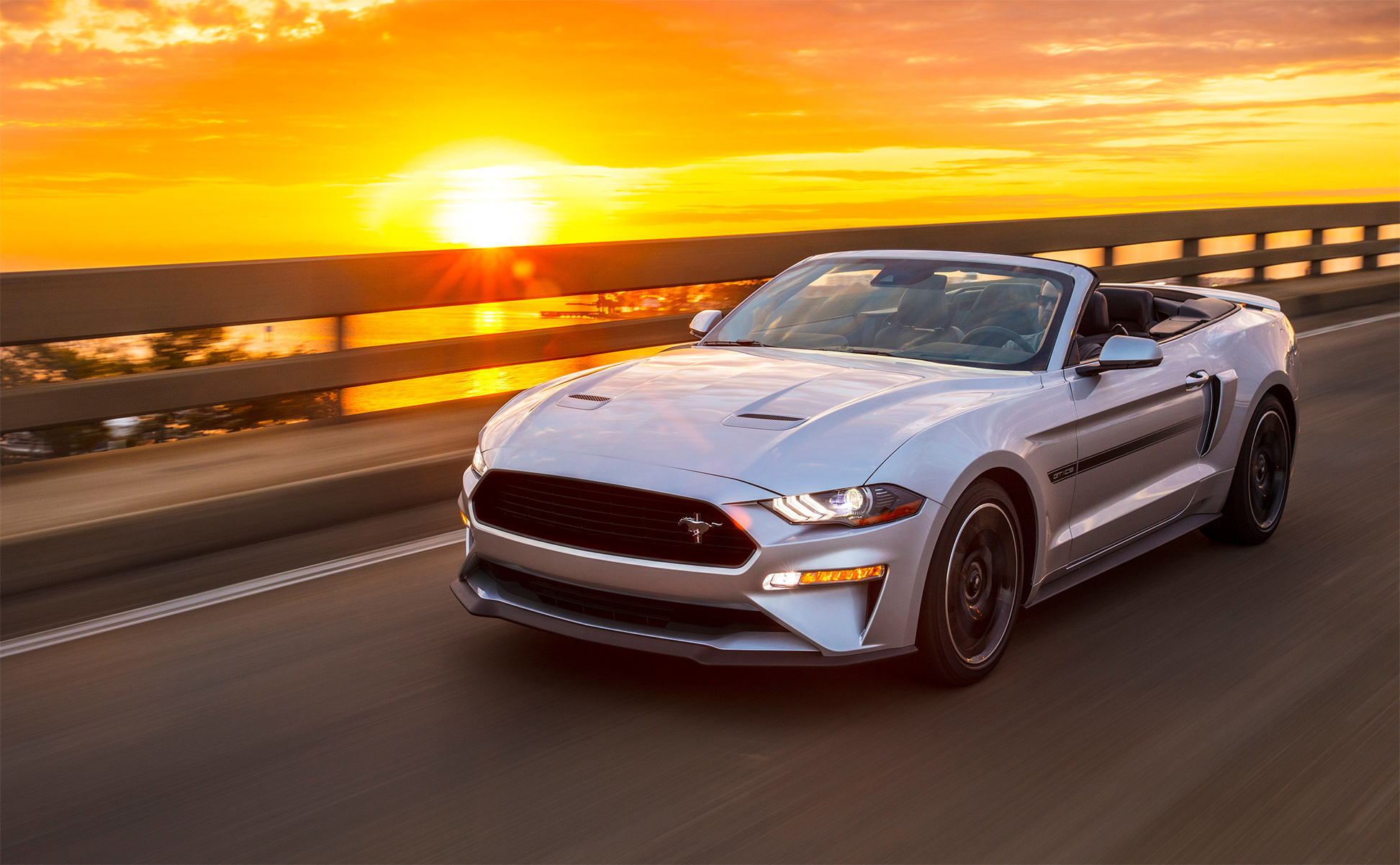 TrackWorthy - 2019 Ford Mustang GT California Special