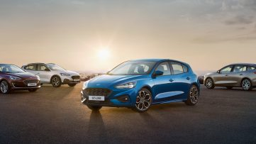 TrackWorthy - All-New Ford Focus Range