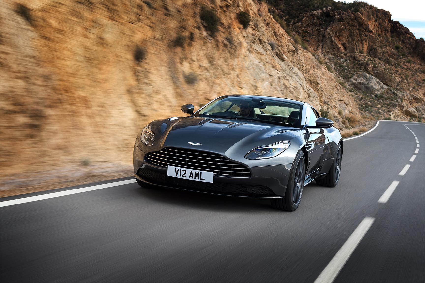TrackWorthy - Aston Martin DB11
