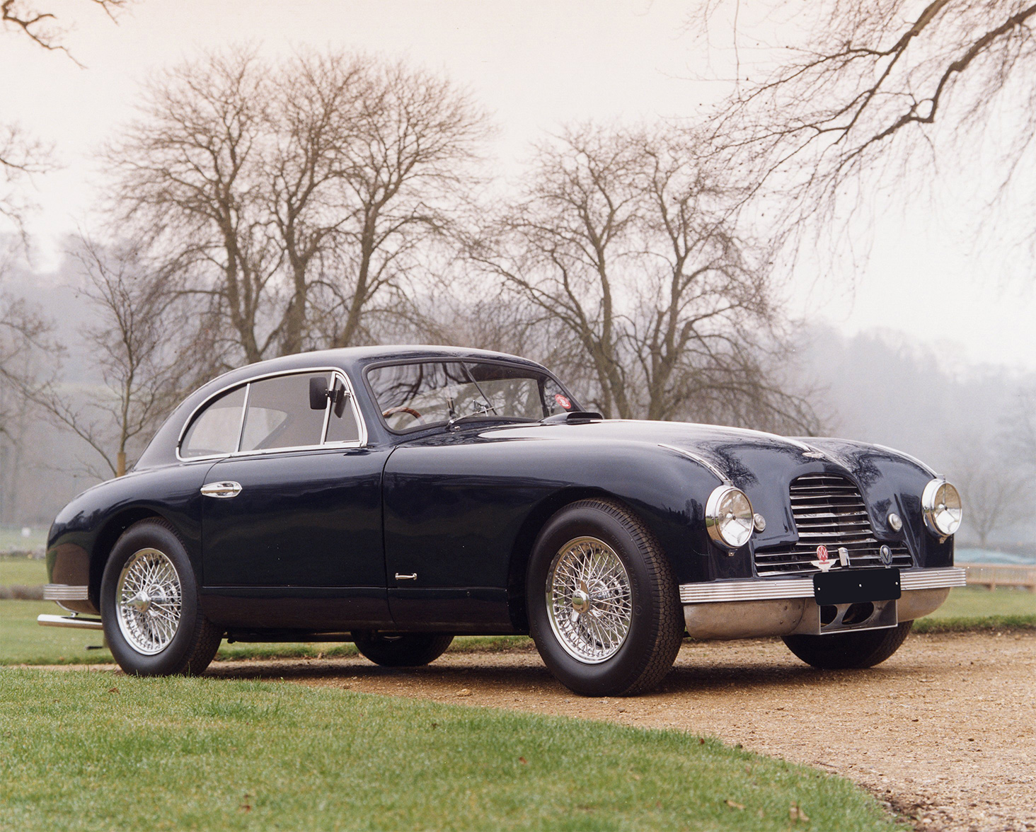 TrackWorthy - Aston Martin DB2