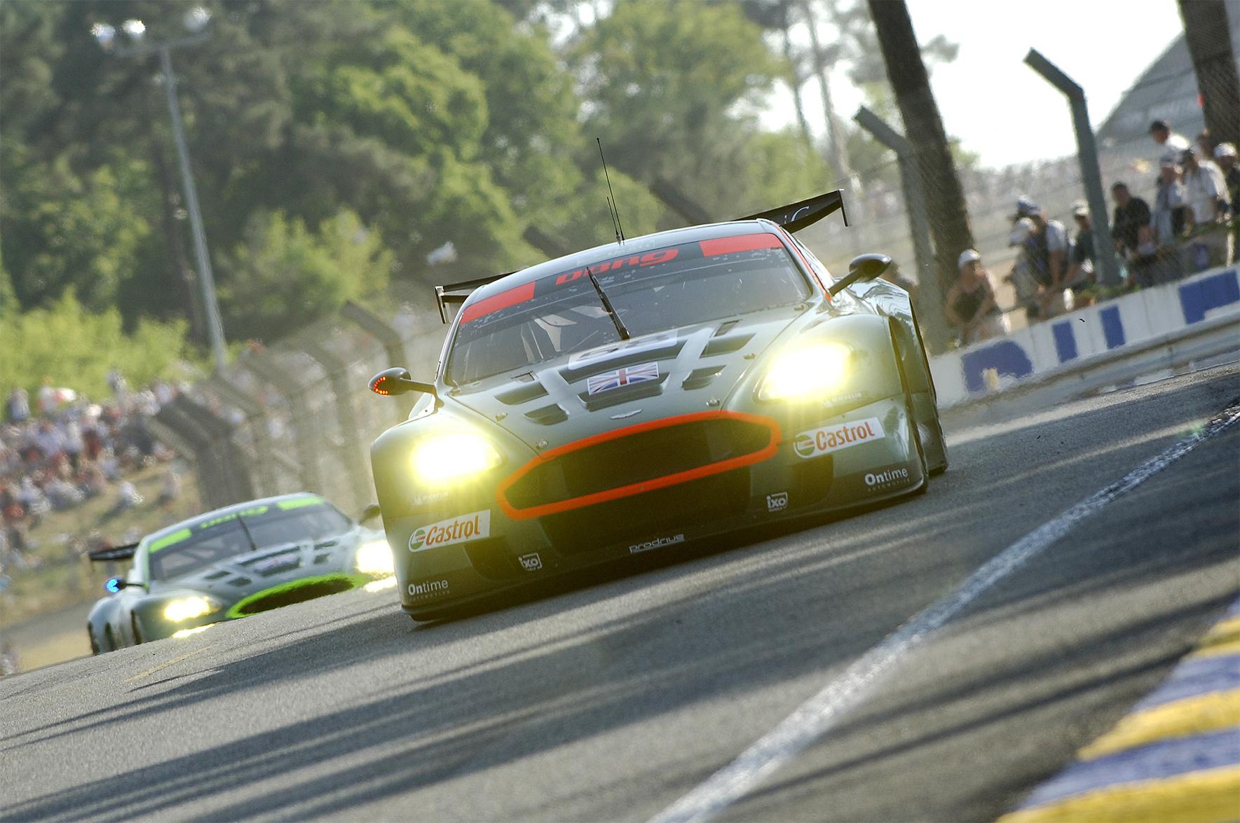 TrackWorthy - Aston Martin DBR9 LE MANS 2006