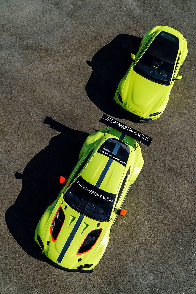 TrackWorthy - Aston Martin Racing 2018 Vantage GTE and Aston Martin Vantage (2)