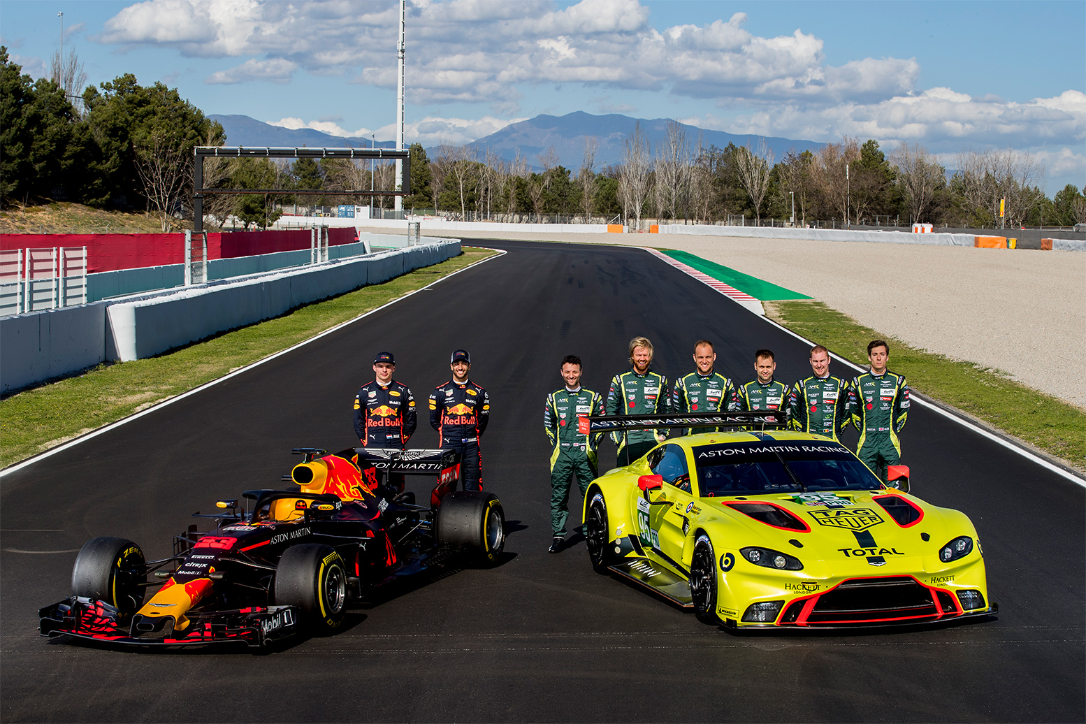 TrackWorthy - Aston Martin Red Bull Racing RB14 and Aston Martin Racing WEC Vantage GTE (3)
