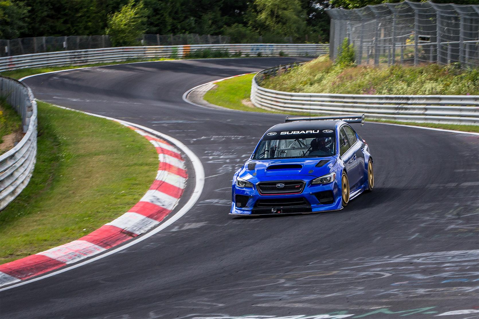 TrackWorthy - Nurburgring