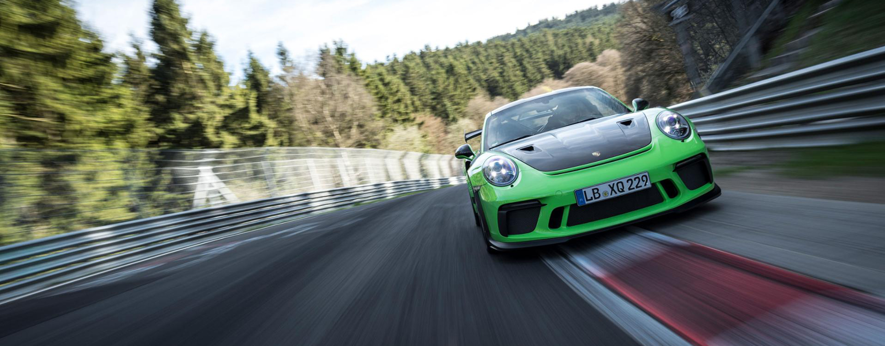 TrackWorthy - Porsche 911 GT3 RS at the Nürburgring Nordschleife (3) (Unicode Encoding Conflict)