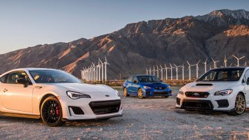 TrackWorthy - Subaru BRZ ts and WRX STI Type RA