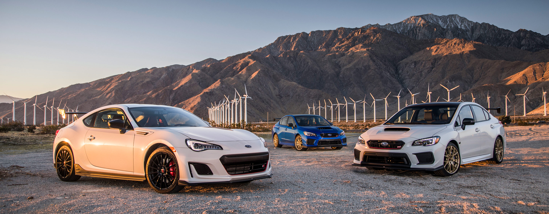 TrackWorthy - Subaru BRZ ts and WRX STI Type RA